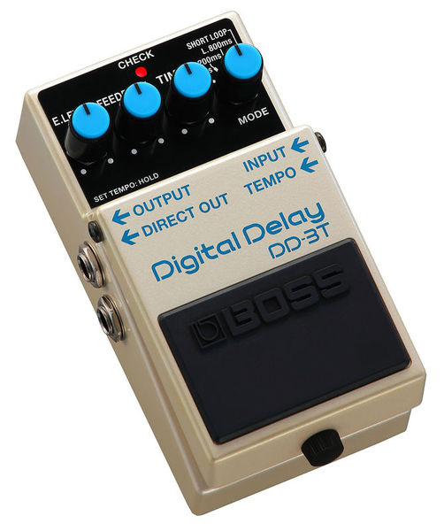 DD-3T Digital Delay Boss