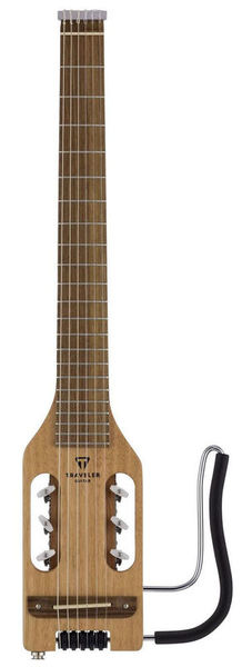 Traveler Guitar Ultra-Light Nylon - Mahogany