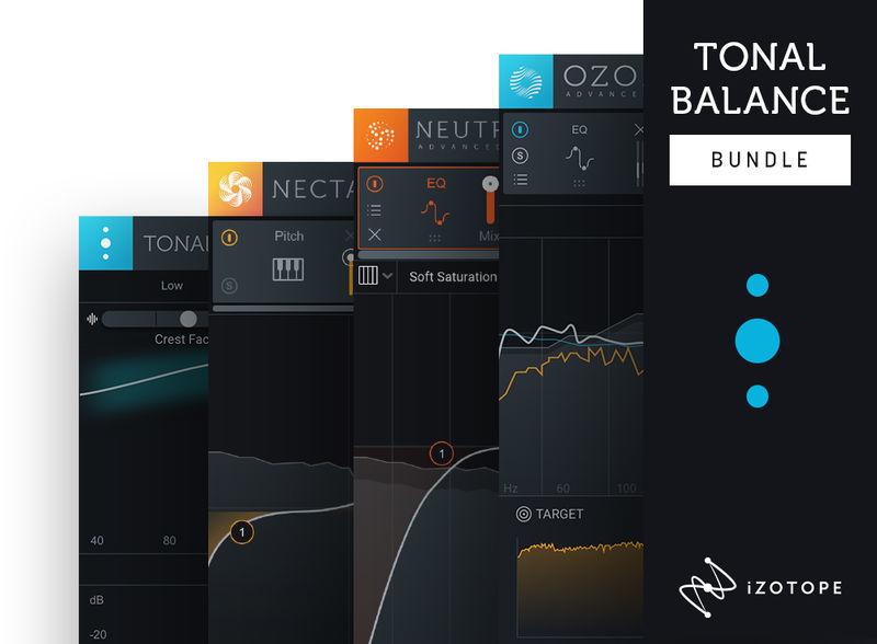 iZotope Tonal Balance Bundle CG 1