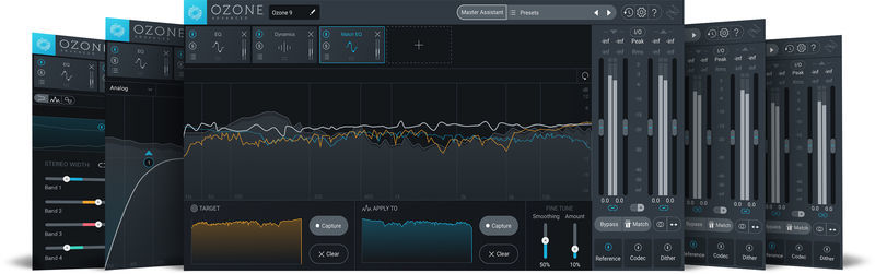 iZotope Ozone 9 Advanced UG 9 Std.