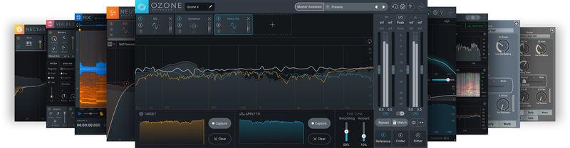 iZotope Music Production Suite 3 EDU