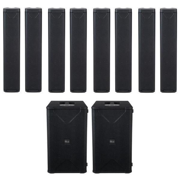 the box pro TL Fullstack Stereo Bundle