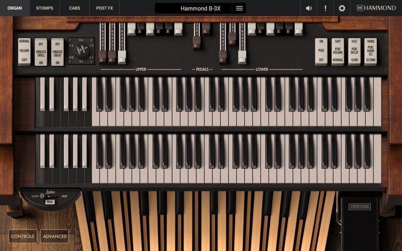 IK Multimedia Hammond B-3X Crossgrade
