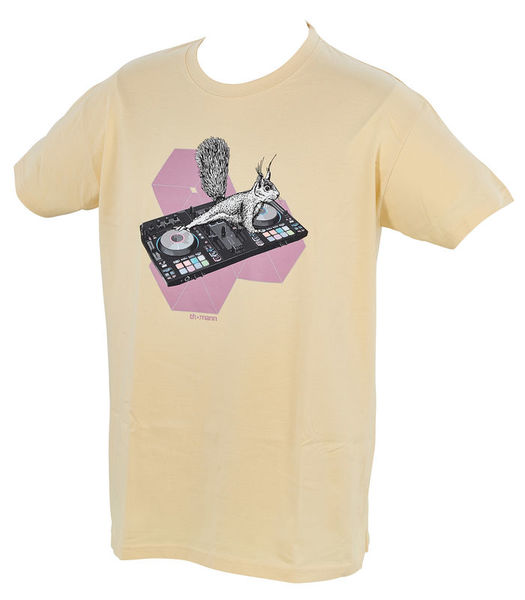 Thomann DJ-Squirrel T-Shirt XXL