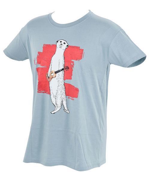 Thomann Ukulele-Meerkat T-Shirt L
