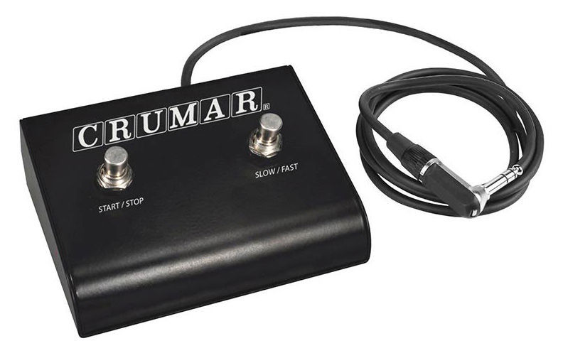 CFS-02 Foot Switch Pedal Crumar