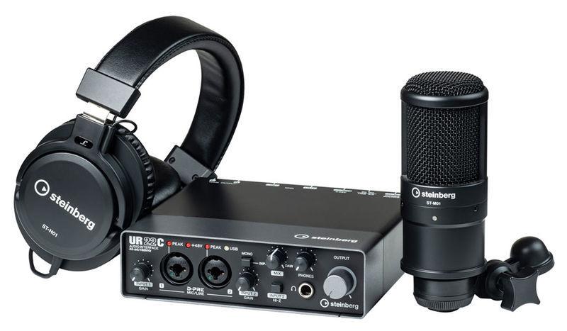 UR22C Recording Pack Steinberg