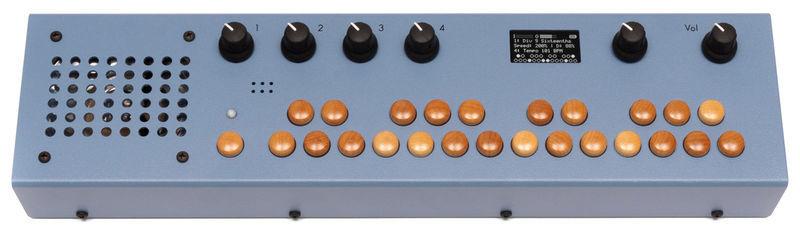 Organelle M Blue Critter & Guitari