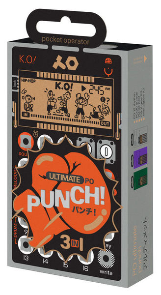 Ultimate Punch PO Superset Teenage Engineering