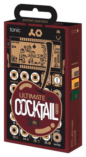 Ultimate Cocktail PO Superset Teenage Engineering