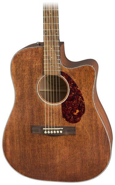 Fender CD-60SCE All-Mah Satin FSR