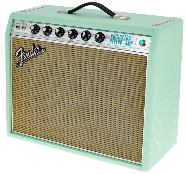 Fender LTD 68 Custm Princeton Rev SFG