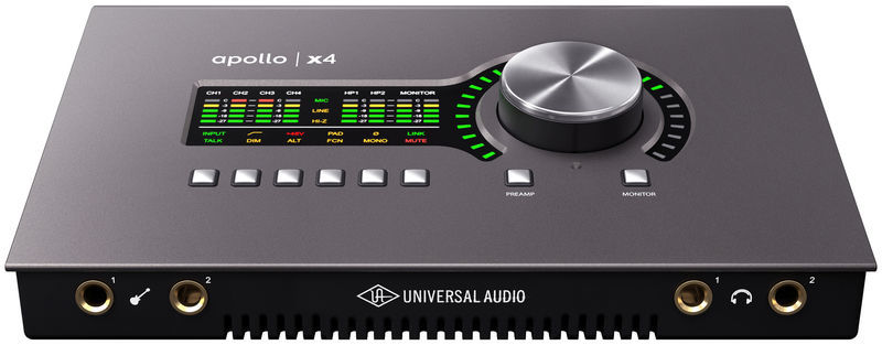 Apollo X4 Universal Audio