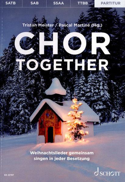 Schott Chor Together Christmas Par