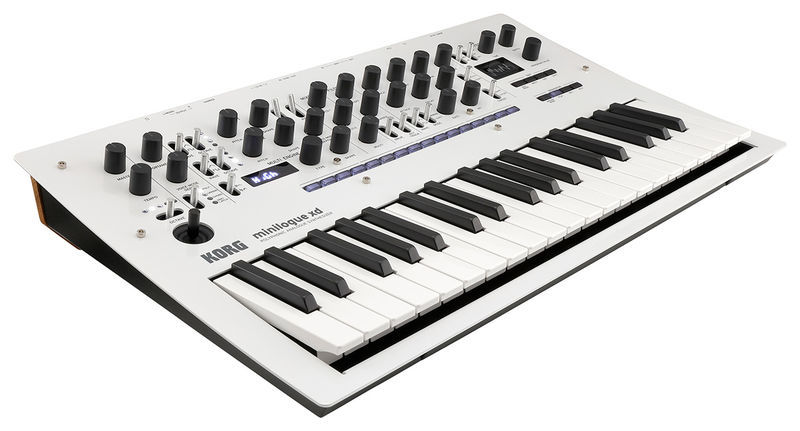 Minilogue XD Pearl White Korg