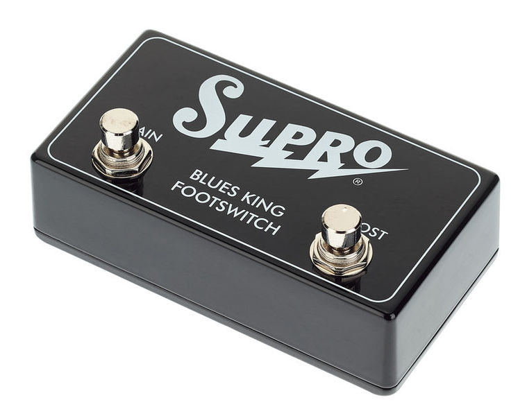 Supro SF4 - Blues King Footswitch