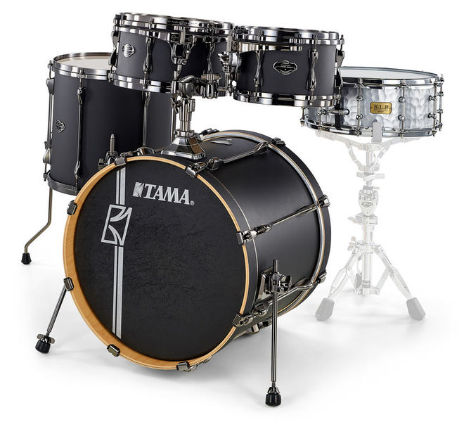 Tama Superstar H.Maple+Snare FBK