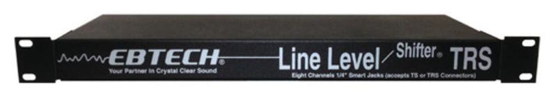 Morley Ebtech Line Level Shifter TRS