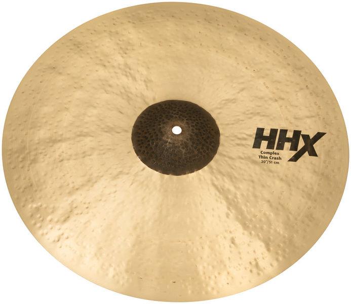 "Sabian 20"" HHX Complex Thin Crash"