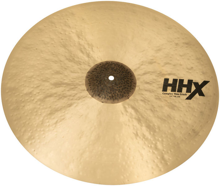 "Sabian 22"" HHX Complex Thin Crash"