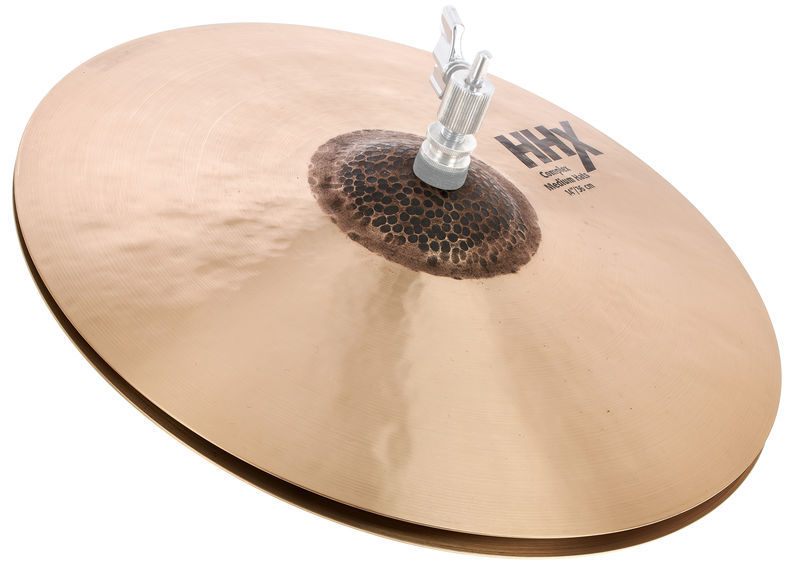 """Sabian 14"""" HHX Complex Medium Hi-Hat"""
