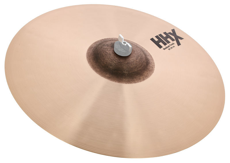 "Sabian 18"" HHX Medium Crash"