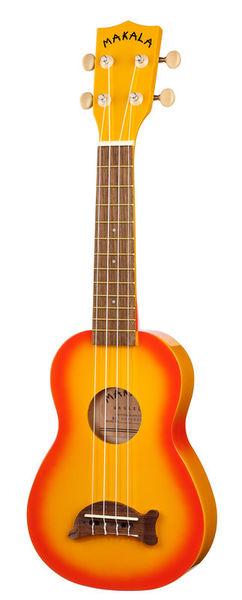 Kala KA MK SD Orange Burst