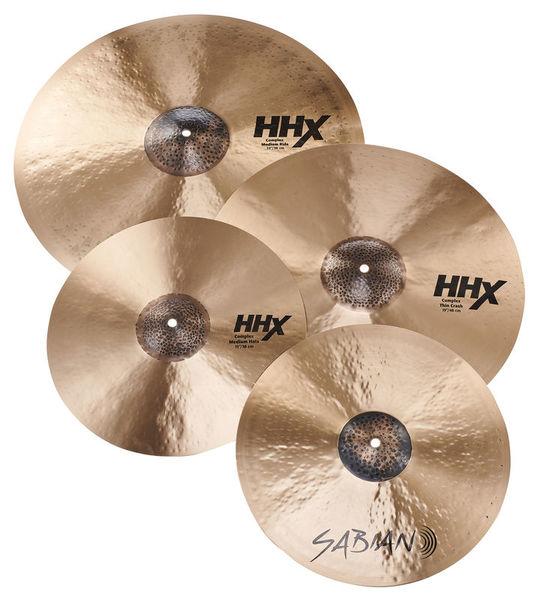 HHX Complex Performance Set Sabian
