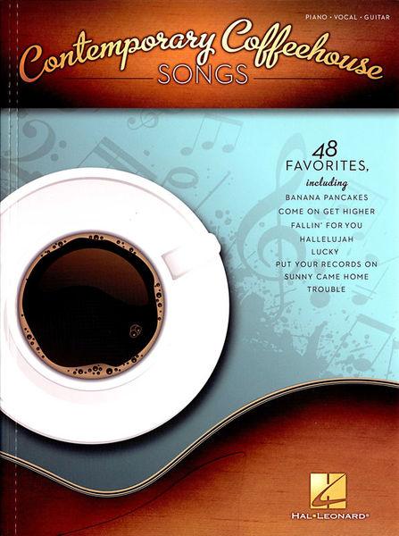 Hal Leonard Contemporary Coffeehouse Songs