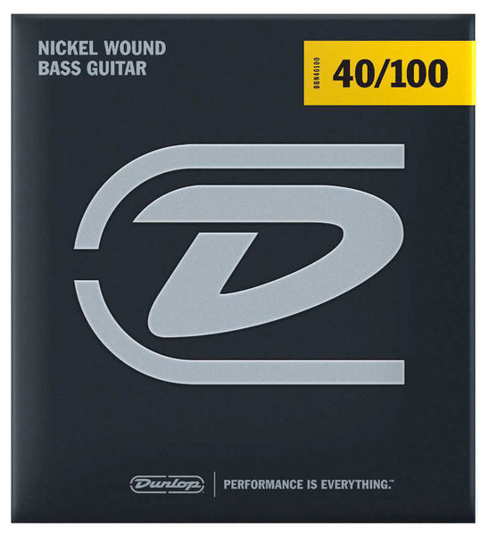 Bass Nickel Wound - DBN40100 Dunlop