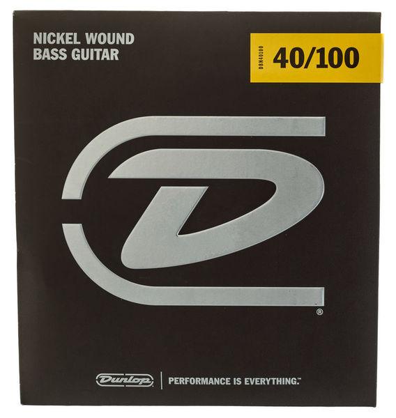 Dunlop Bass Nickel Wound - DBN40100