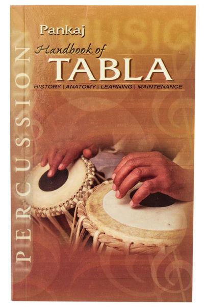 Pankaj Publications Handbook of Tabla