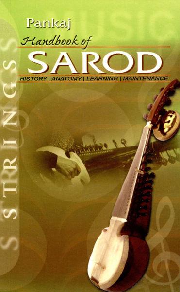 Pankaj Publications Handbook of Sarod