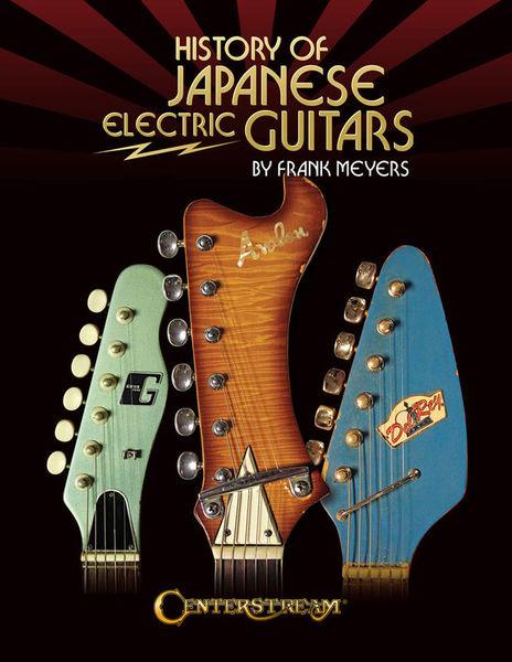 Japanese Electric Guitars Centerstream