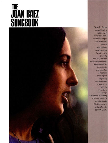 Music Sales The Joan Baez Songbook