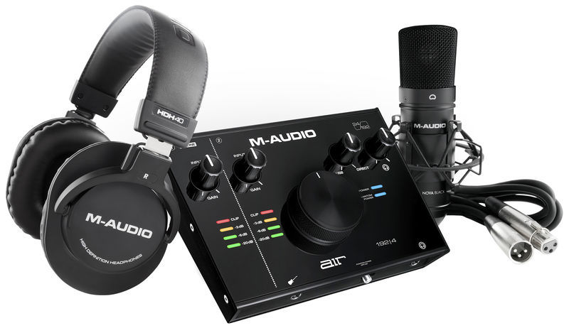 AIR 192|4 Vocal Studio Pro M-Audio