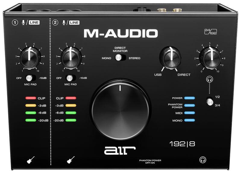 AIR 192|8 M-Audio