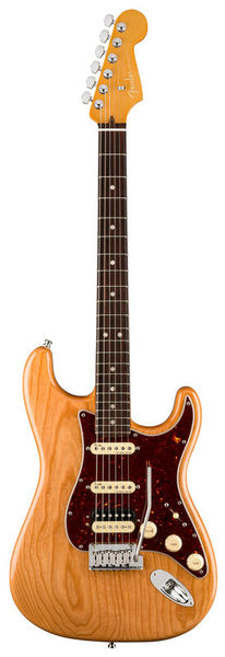 Fender AM Ultra Strat RW HSS A. Nat.