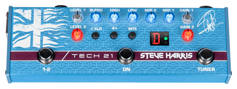 SH1 Tech 21