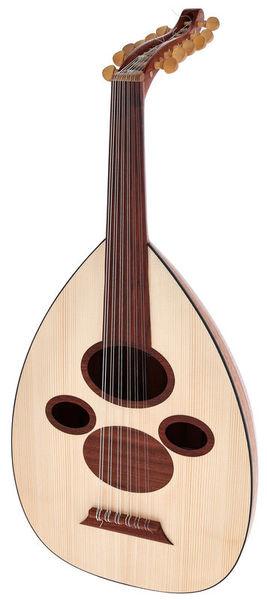 Thomann AOU-02 Arabic Oud Wood. Pegs
