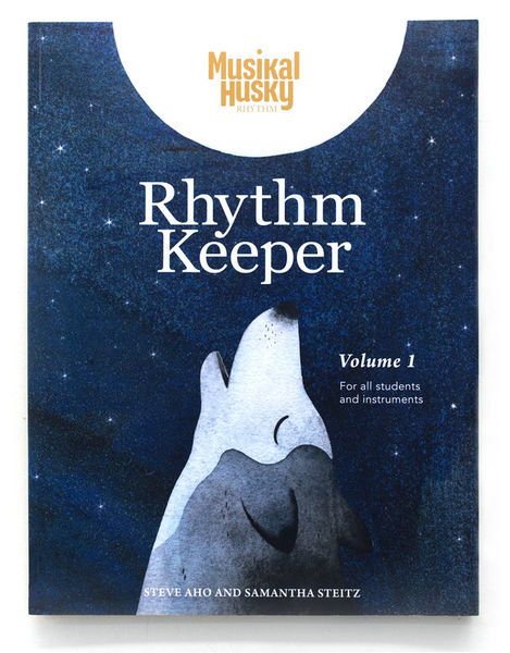 Musikal Husky Rhythm Keeper Vol.1
