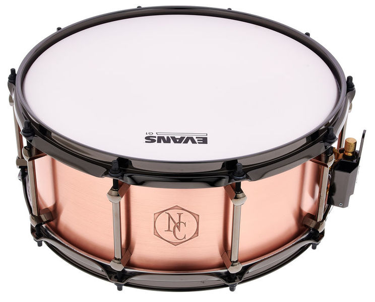 "Noble & Cooley 14""x06"" Copper Classic Snare"