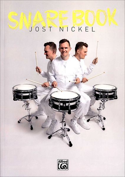 Alfred Music Publishing Jost Nickel Snare Book German