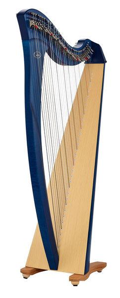 Salvi Mia Lever Harp 34 Str. Blue