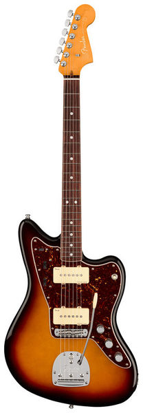 Fender AM Ultra Jazzm. RW Ultraburst