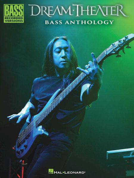 Hal Leonard Dream Theater Bass Anthology