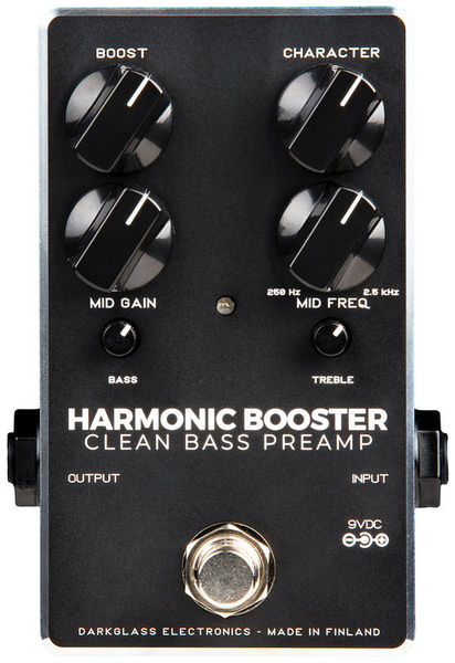 Darkglass Harmonic Booster 2.0 Bass Pre