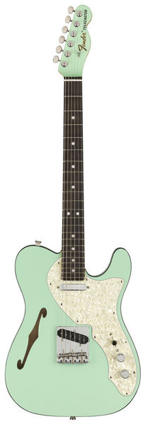 Fender LTD Two-Tone Tele EB SFG