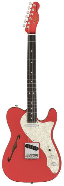 Fender LTD Two-Tone Tele EB FRD