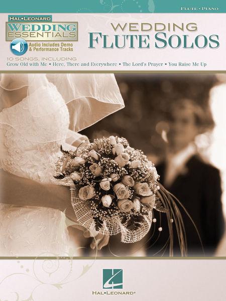 Hal Leonard Wedding Flute Solos